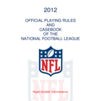 2012 NFL rule book.pdf