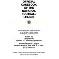2004 NFL casebook.pdf